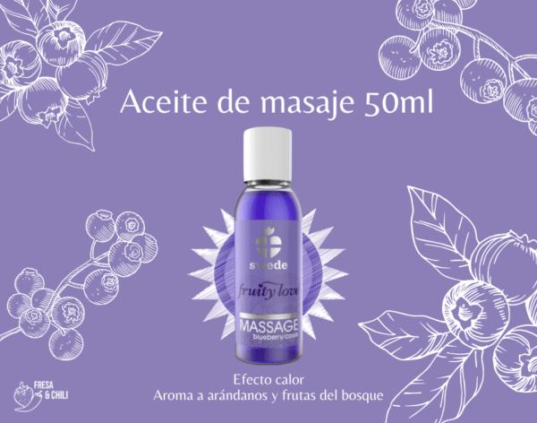 El mejor aceite para dar masajes eróticos